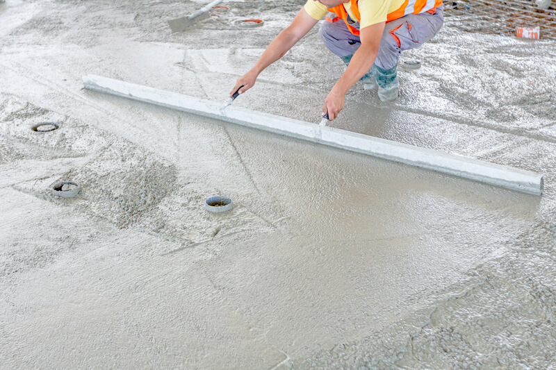 Tamping of Concrete