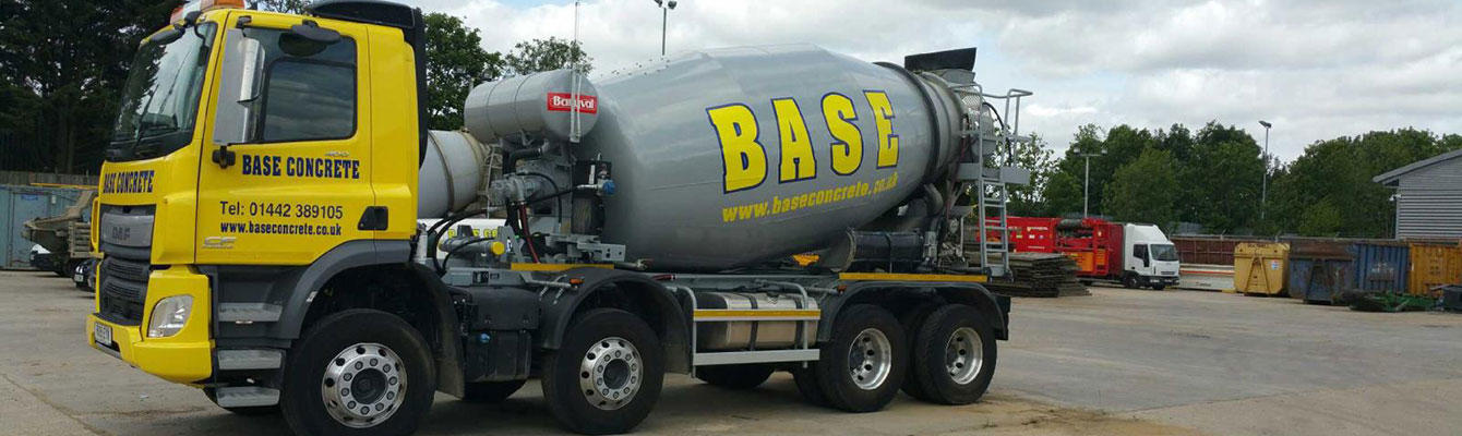 Base Concrete Mixer truck