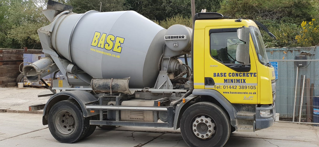 Onsite Mixed Concrete